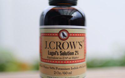 Can Iodine Cure COVID-19?